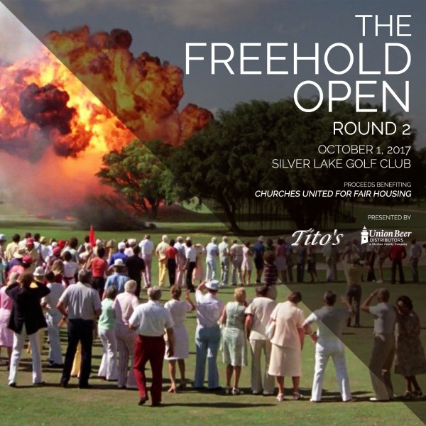 The 2017 Freehold Open