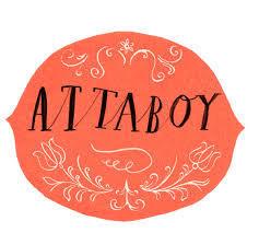 Attaboy NYC