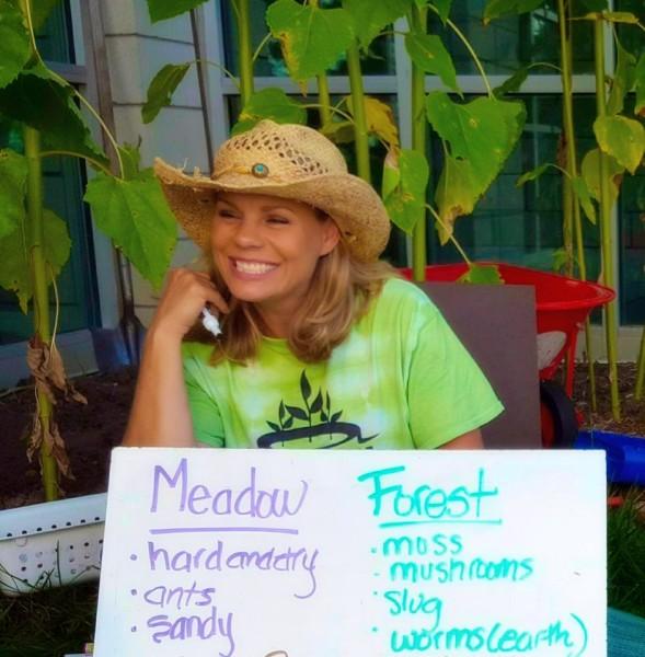 Chelsea O'Brien - Clarkston Family Farm Executive Director
