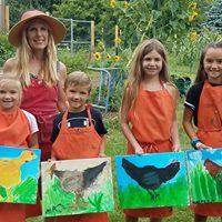 The Artist's Apprentice - Go ART! Worshops