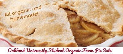 Thanksgiving Pie Sale!