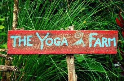 SPRING! - Yoga at the Farm!