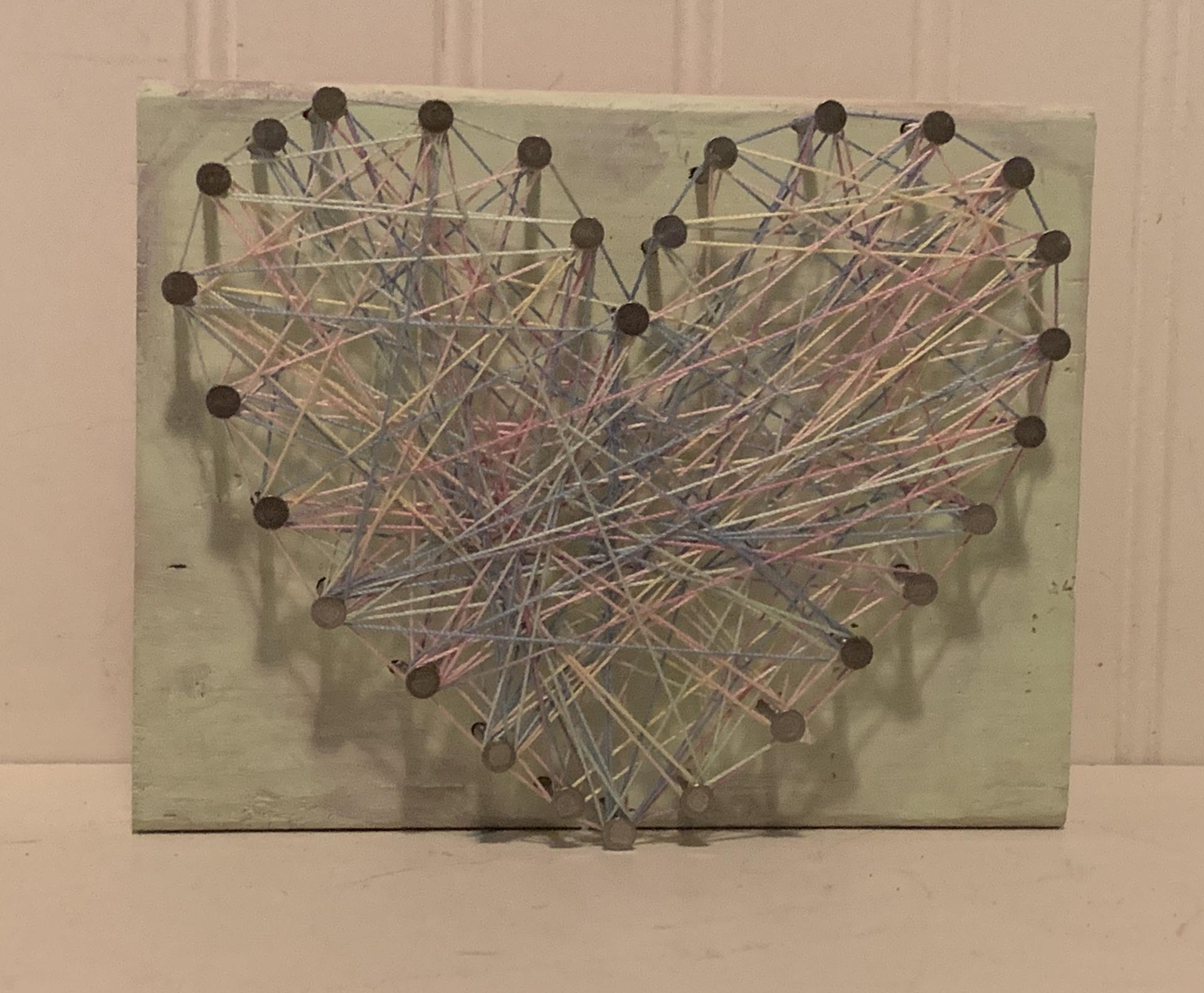 String Art *NEW DATE!