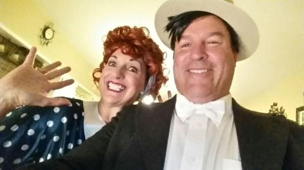 Deborah & Mark