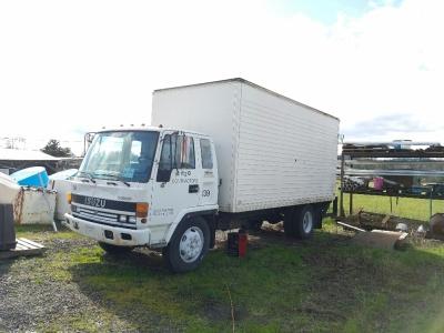 1988 Izusu Box Truck $2,100