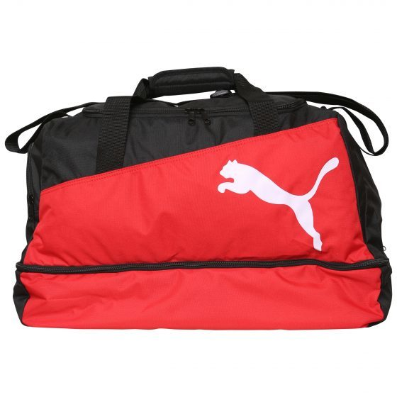 Puma Pro Training Football Bag – Black/Red