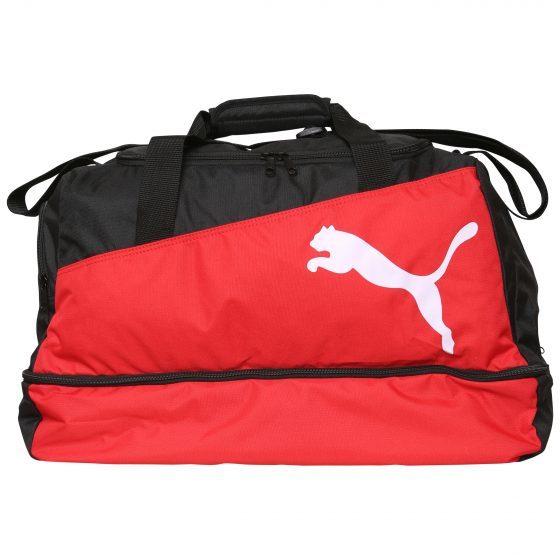 Puma Pro Training Football Bag – Black/Red
