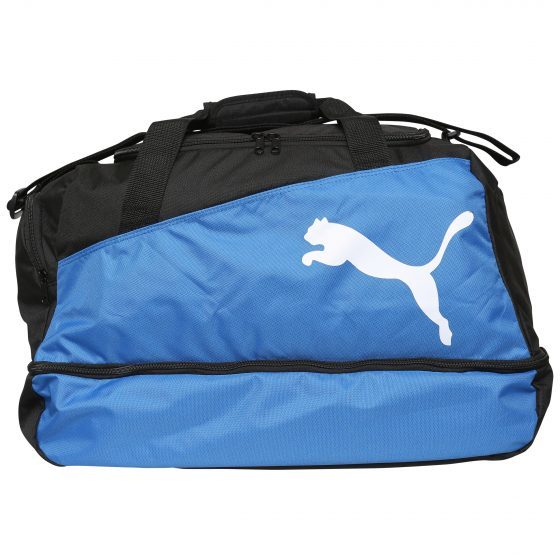 Puma Pro Training Football Bag – Black/Blue