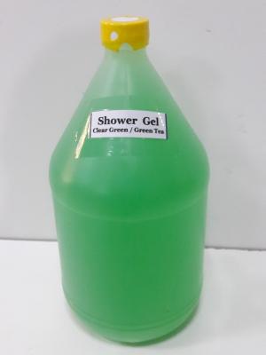 Shower Gel Green Tea Scent