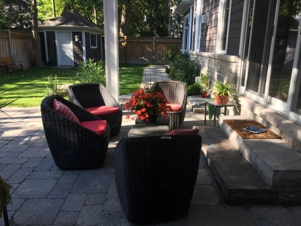#home #living #patio #interlocking #outdoor