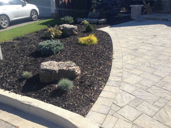Front to Back Landscaping and Hardscaping