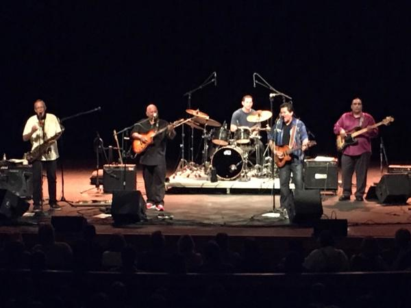 Ambrosia, LPAC, Lancaster, California, Live music, LRB