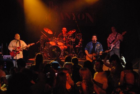 The Canyon Club, Los Angeles, LRB, Alan Parsons, The Rose Pasadena