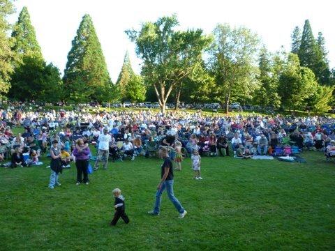 Grants Pass Oregon, Ambrosia, Concerts, Live Music, Parks
