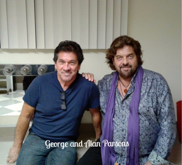 George and Alan Parsons
