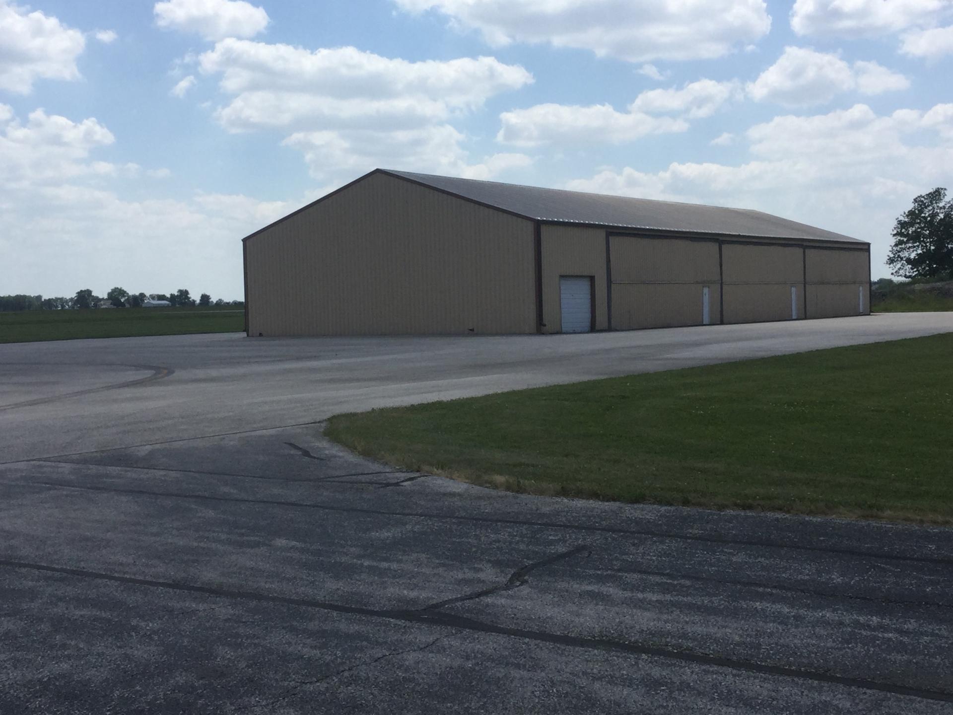 Hangar Rental