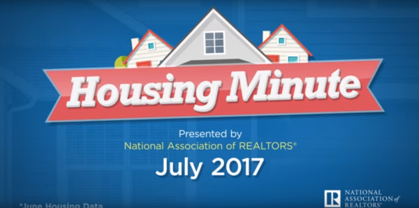 July Housing Minute