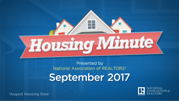September 2017 Housing Minute