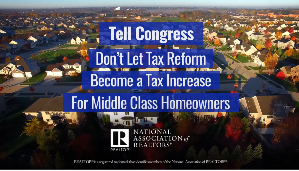 Tax Reform Threatens MID, Homeownership, and Consumer's Bottom Line