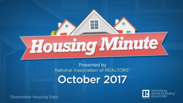 October Housing Minute