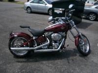 2009 Harley-Davidson FXCWC Rocker Softail