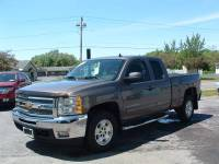 2013 Chevrolet 1500 Extended Cab 4X4