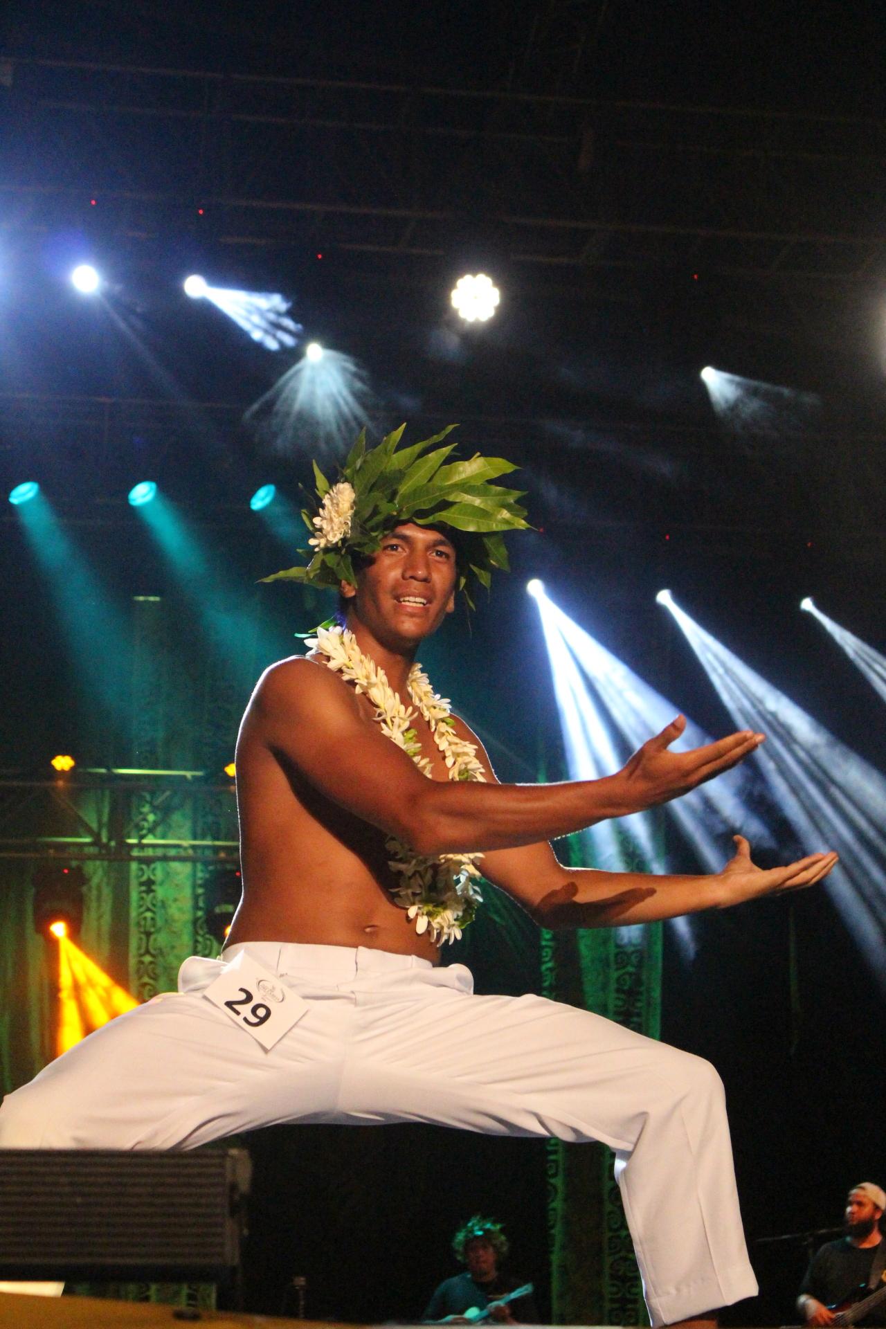 Ori Tahiti World Cup 3rd Place TANE TAHITI - Teihotu Mahe Teuira