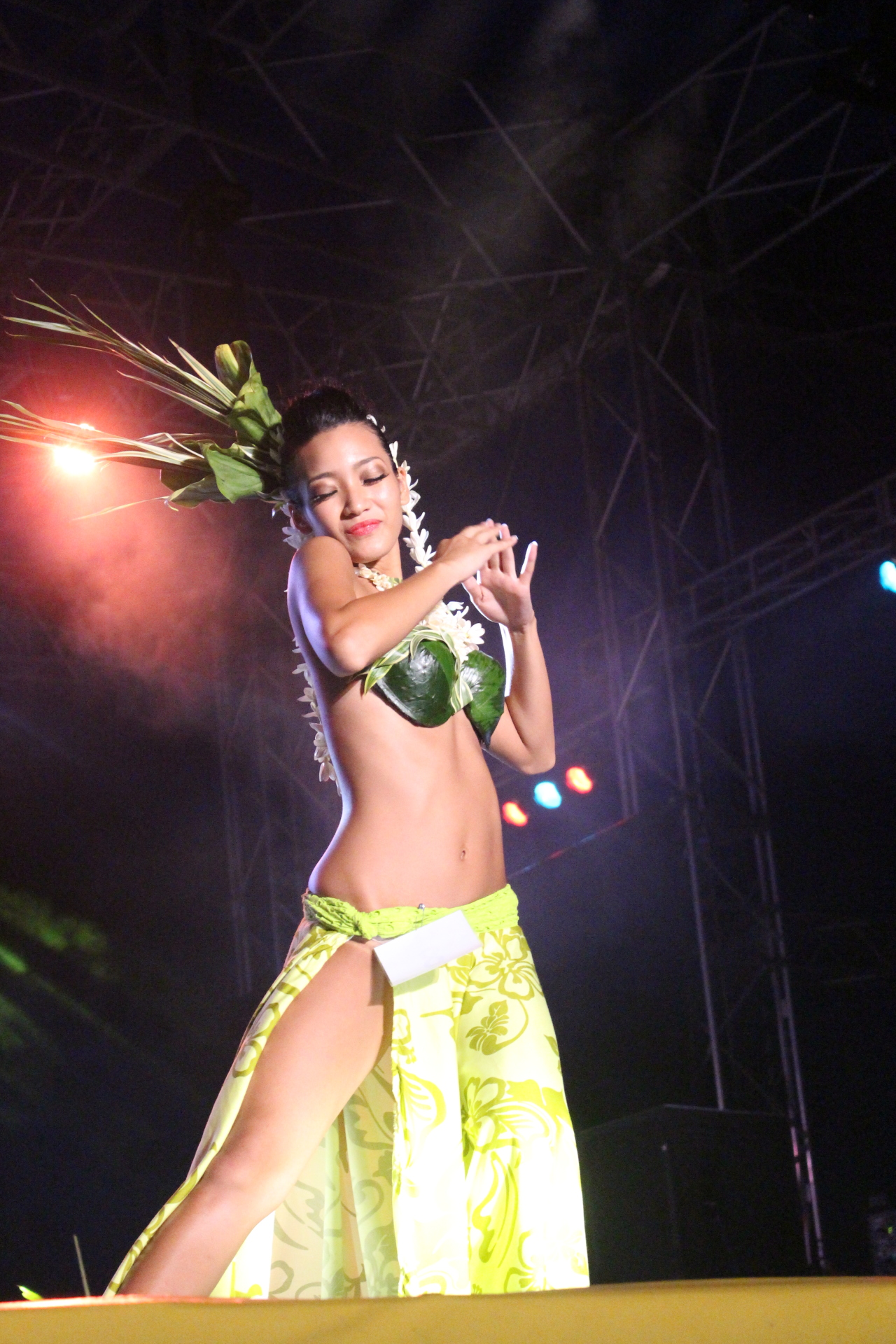 'Ori Tahiti World Cup 3eme Place VAHINE JAPAN - Ririka Kakinohana