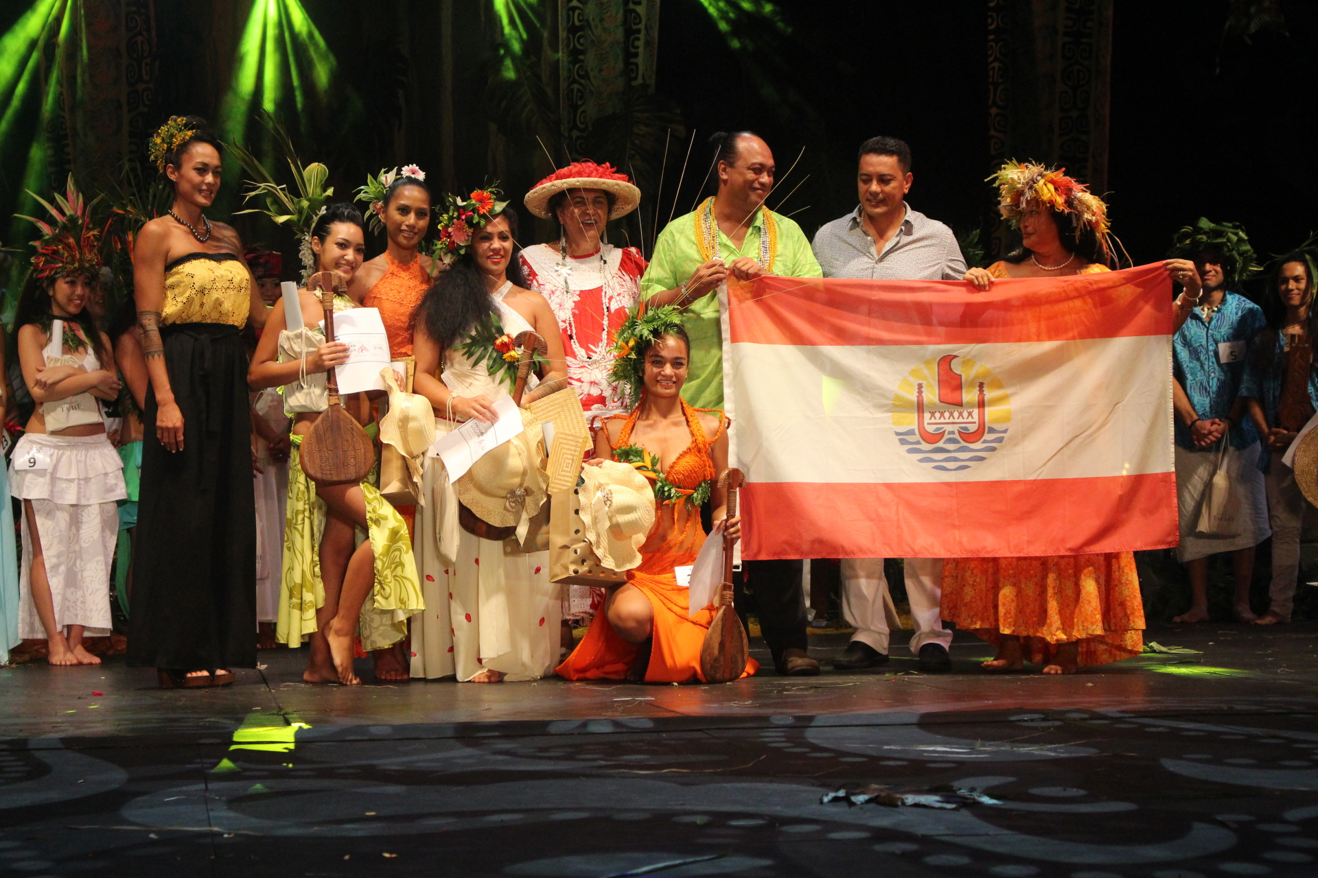 'Ori Tahiti World Cup Winners 2016 - Vahine