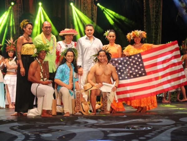 'Ori Tahiti WorldCup Winners 2016 - Tane