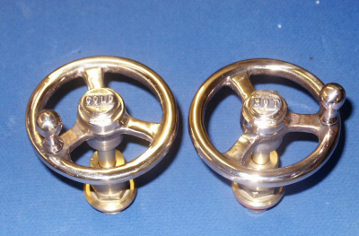 Hand Wheel Faucet Knobs
