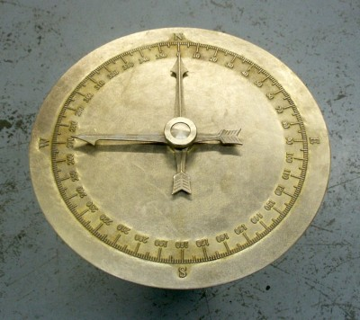 Compass Rose with Pointers