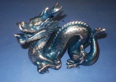 Custom Dragon Sculpture