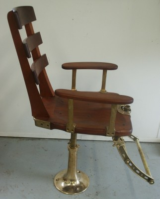 Fishing Chair—side
