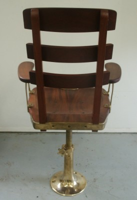 Fishing Chair—back