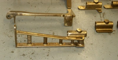 Reproduction Hardware for a 1912 International Harvester