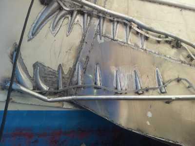 Custom Aluminum Teeth Castings