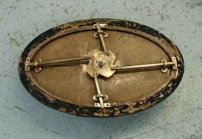 Custom Lock Mechanism for Manhole