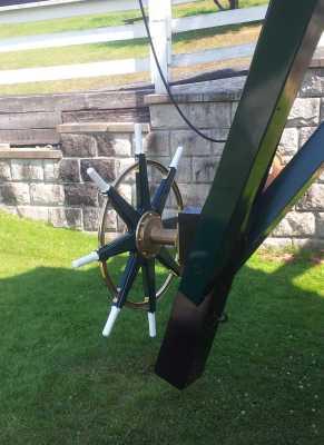 Custom Windmill Castings