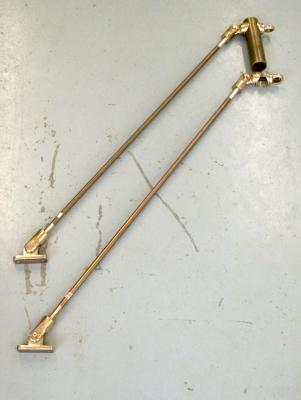 Adjustable Gallows Braces