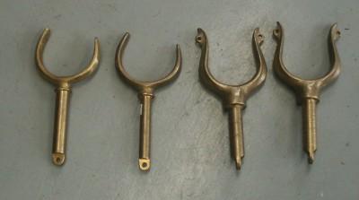 Offset & Even-Horned Oarlocks
