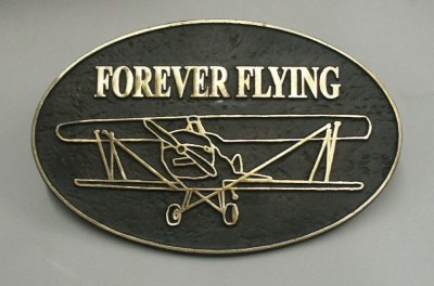Pilot's Association Memorial Plaque