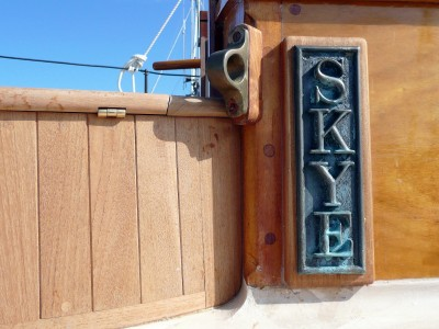 Boat Name Plaque