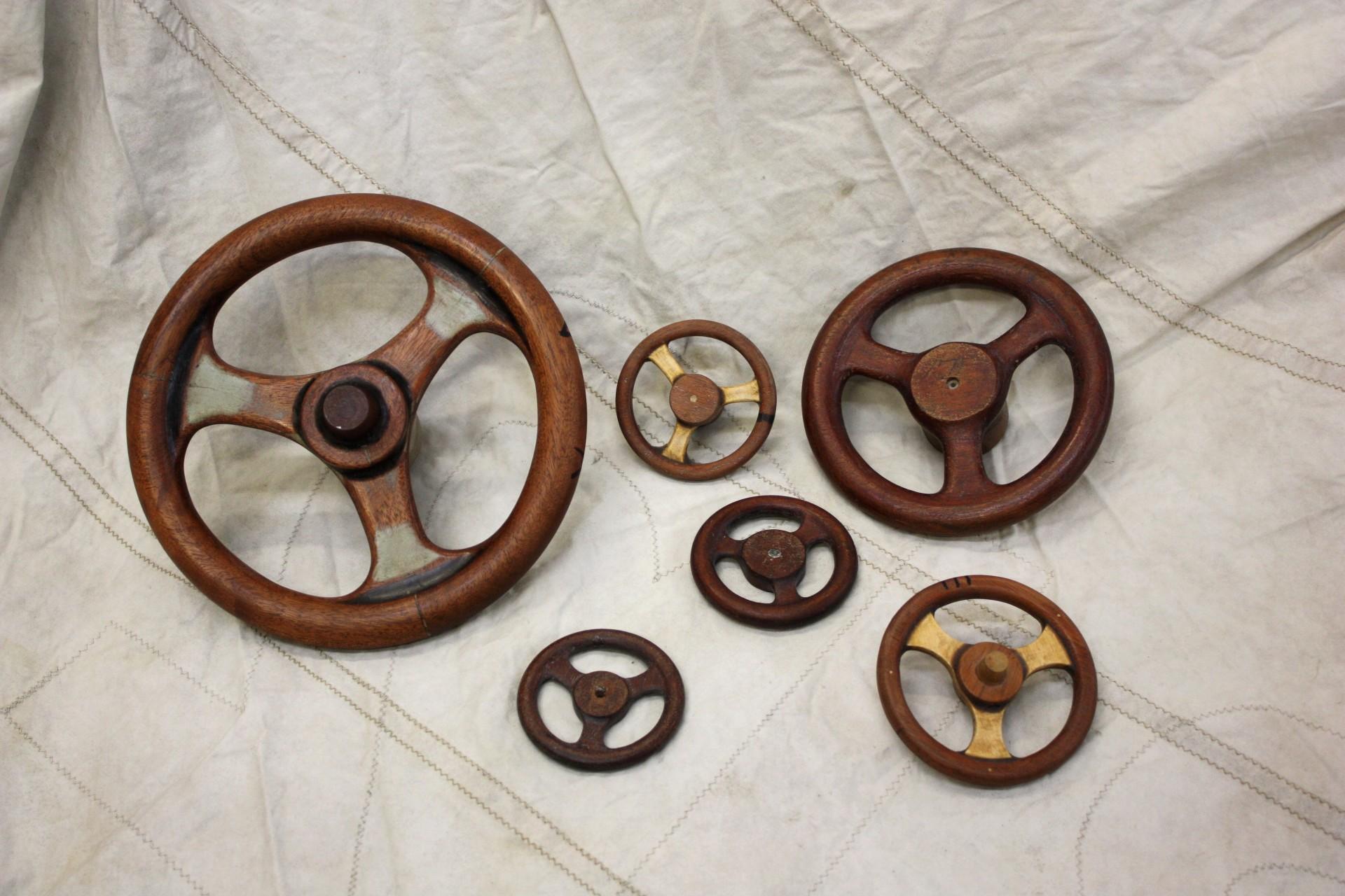 Hand Wheel Patterns