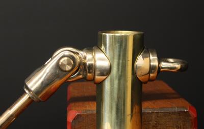 Adjustable Gallows Brace—detail