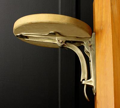 Folding Seat Bracket
