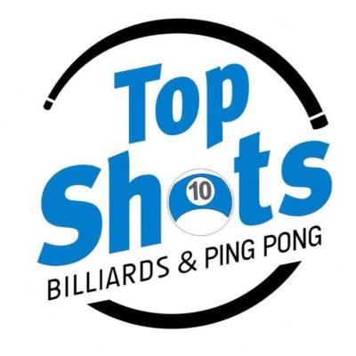Top Shots Billiards & Ping Pong