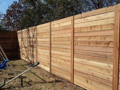 Horizontal Fence TF-02