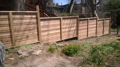 Horizontal Fence TF-11