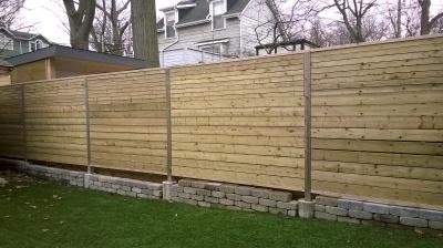 Horizontal Fence TF-13